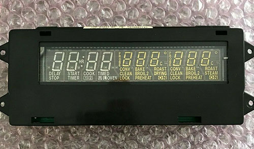 SMW272W Bosch Thermador Range Control Board