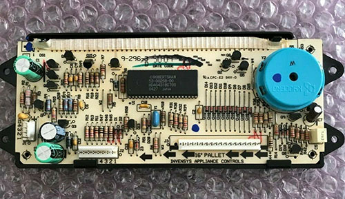 SMW272ZS Bosch Thermador Oven Control Board