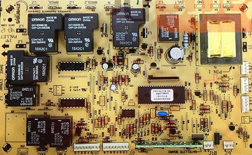 SMW272B Thermador Range Control Board