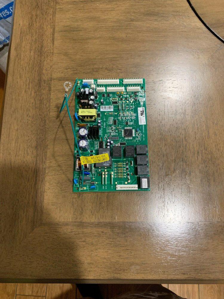 WR55X11098 GE Refrigerator Electronic Control Board