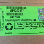 Whirlpool Refrigeration 2307037 / WP2307037