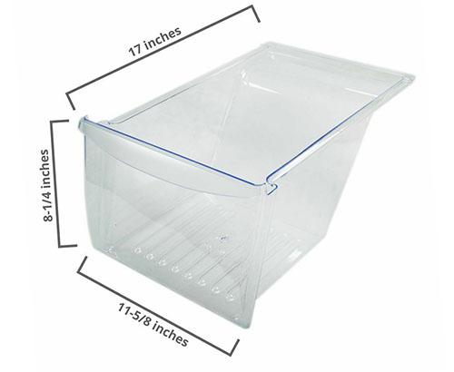 Crosley CRT185PW3 Refrigerator Crisper Drawer