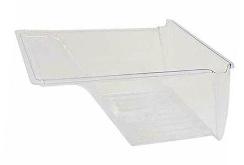 White Westinghouse WRT18MP5AQ1 Refrigerator Crisper Drawer Pan