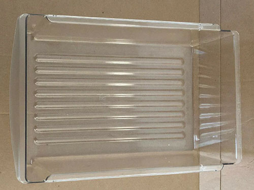 White-Westinghouse WRT18MP5AQV Refrigerator Meat Drawer Pan