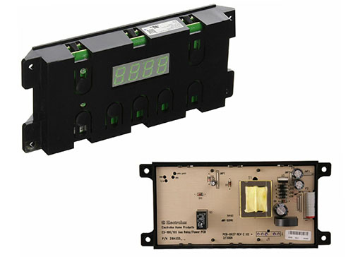FGFB337GCE Oven Control Board