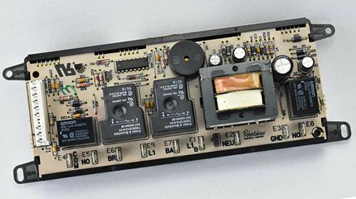 RES30QB Thermador Oven Control Board