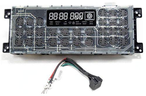 FGEF3055MFG Frigidaire Range Control Board
