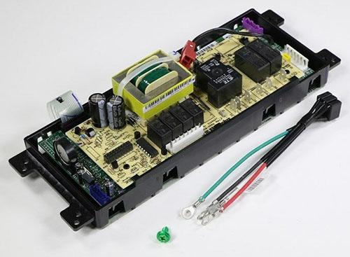 FGEF3055MBA Frigidaire Oven Control Board