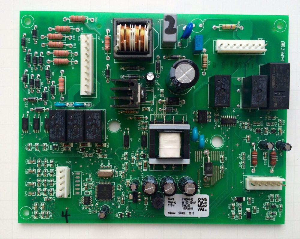 REFRIGERATOR CONTROL BOARD GI5FSAXVY00 AFI2538AES  12920721  2 yr warranty