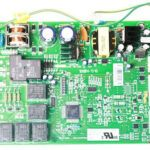 GE DSRS3KGXGFGS Refrigerator Main Control Board