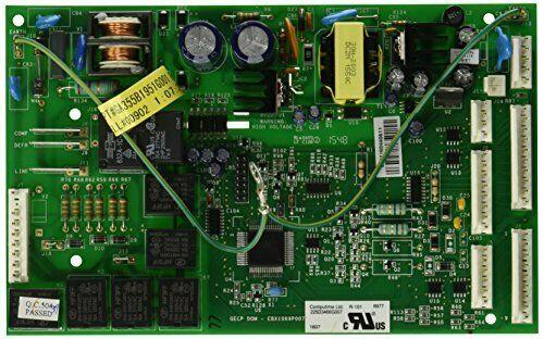 MAIN CONTROL BOARD General Electric WR55X11098