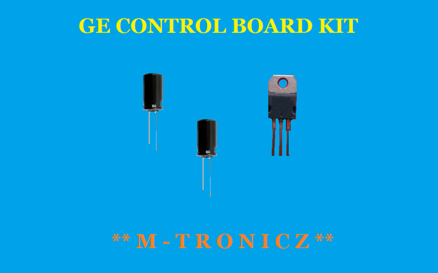 GE     WR55X11098   Refrigerator Not Cooling Clicking Control Board Repair Kit