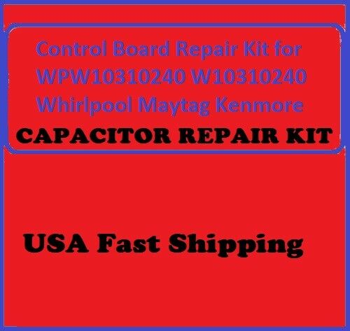 Control Board Repair Kit 12920717SP W10162662 W10213583B W10213583C W10213583D