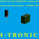 UPGRADE KIT FOR WHIRLPOOL KitchenAid  CONTROL BOARD  W10219463 2303934  2307028
