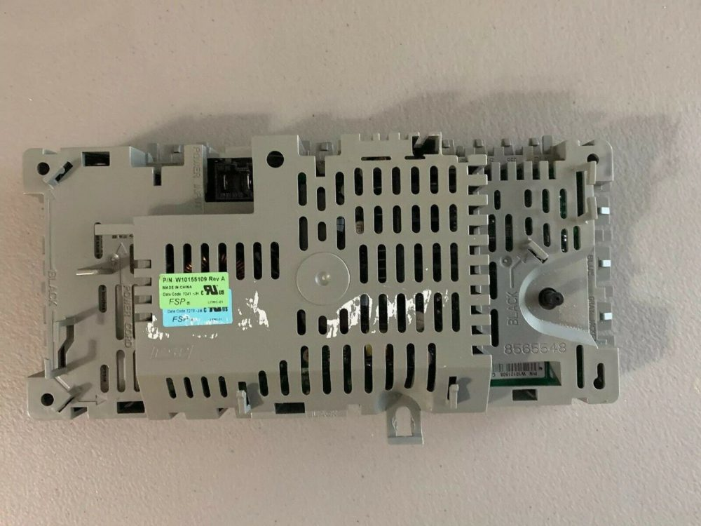 Whirlpool Washer Control Board W10104830 Used