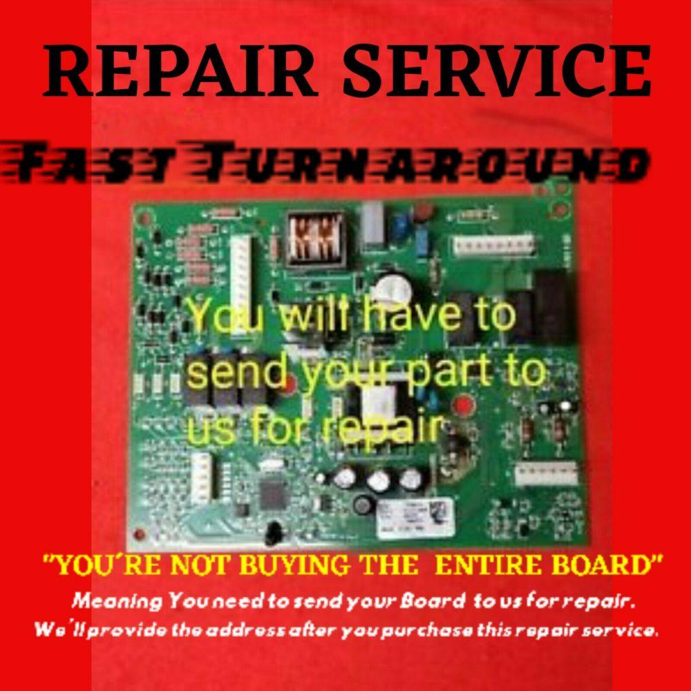 REPAIR SERVICE WPW10310240 W10310240 Whirlpool Maytag Kenmore