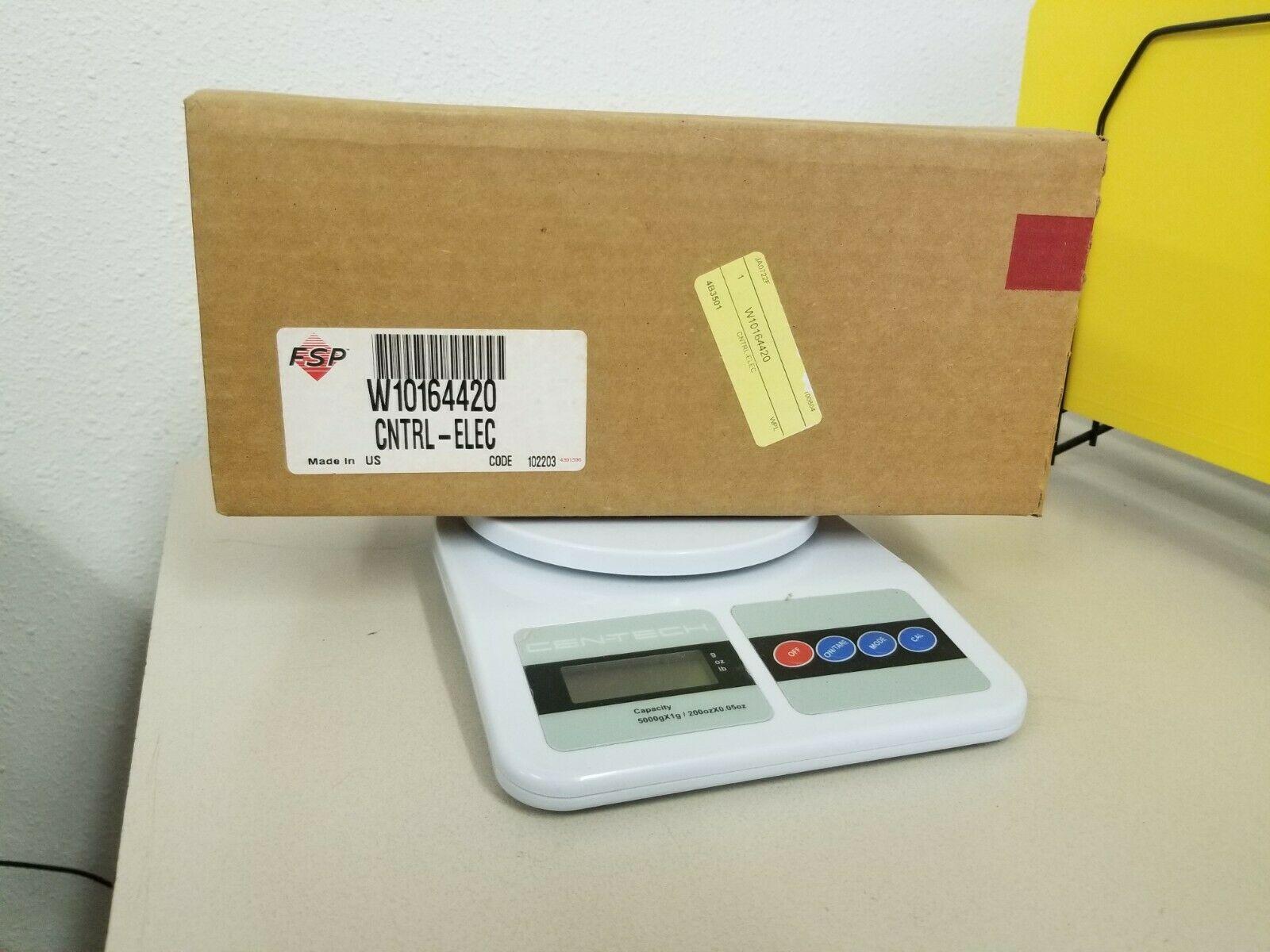 Whirlpool Refrigerator Control Board Part# W10164420