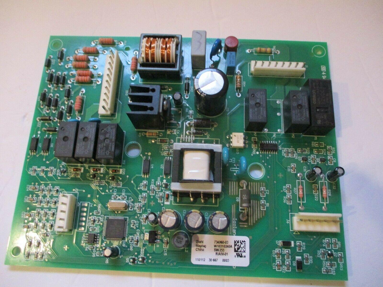 Maytag Electronic Control Board WPW10310240