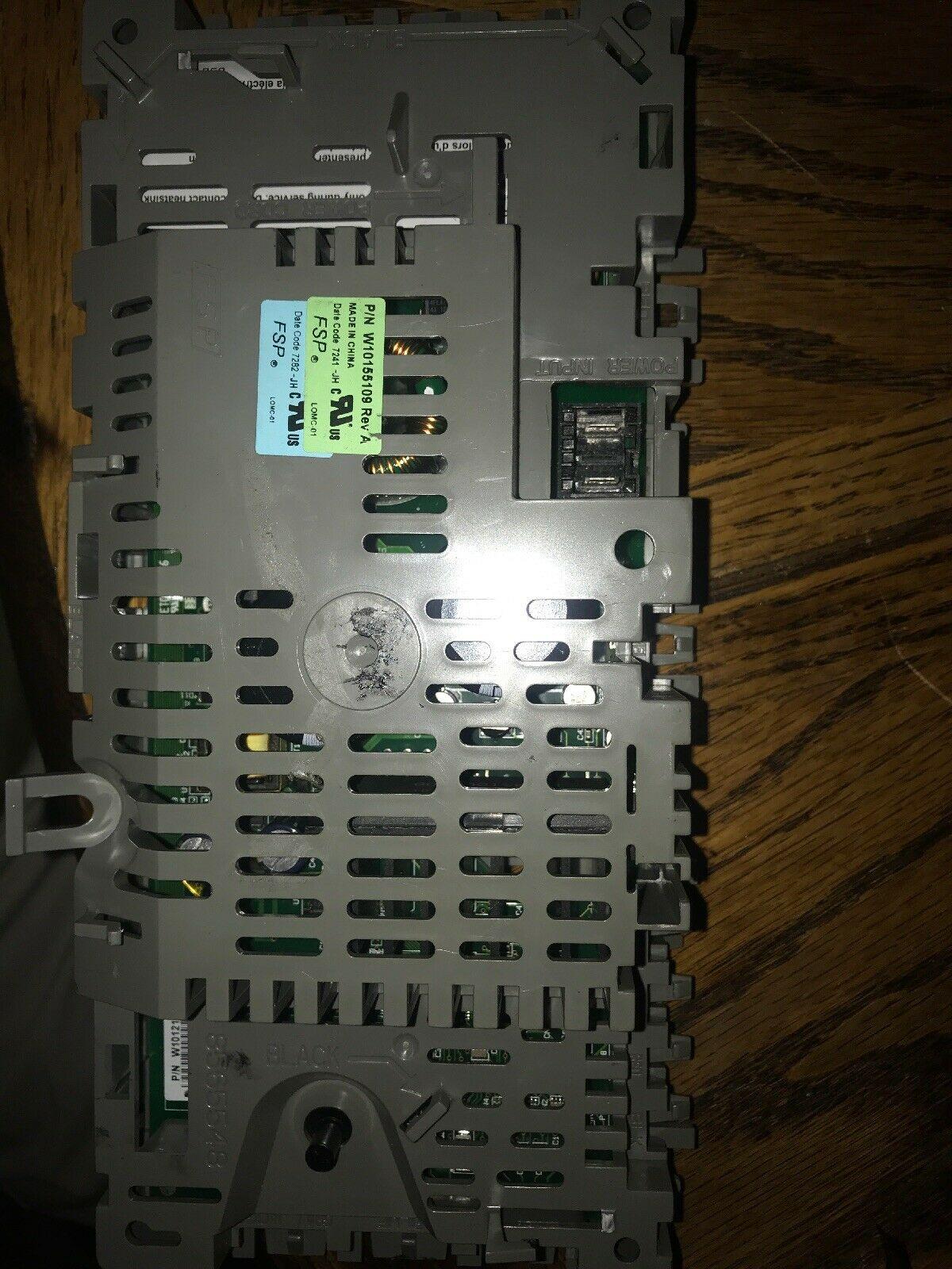 Whirlpool Washer Control Board | W10155109