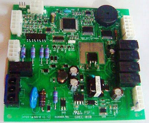 JS42CXDUDB00 Refrigerator Control Board