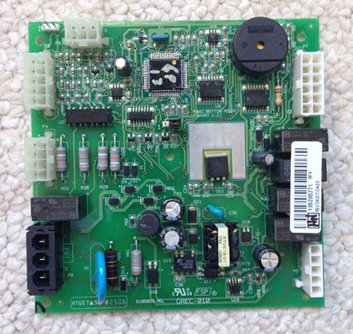 KSSP42QTS02 Refrigerator Control Board
