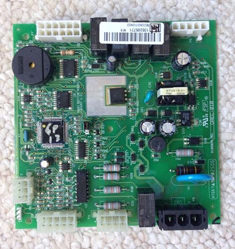 KSSS48QTX00 Refrigerator Control Board