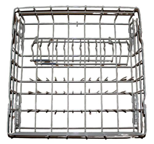 7DU1100XTSS4 Whirlpool Dishwasher Lower Dishrack Assembly