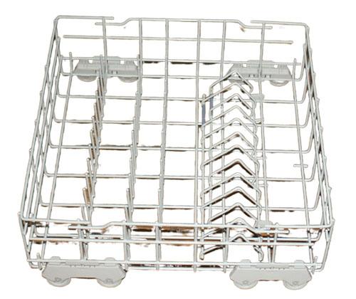 DU800DWGQ2 Whirlpool Dishwasher Lower Rack Assembly