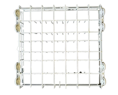 DU8000XX2 Whirlpool Dishwasher Lower Rack Assembly