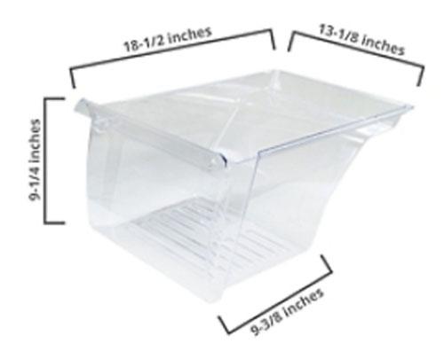 KTRP19KRBT01 Refrigerator Crisper Pan