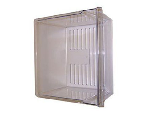ED25PSXDW02 Whirlpool Refrigerator Crisper Pan Drawer