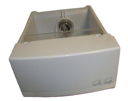 GE GSS25JFPCWW Refrigerator Ice Bucket