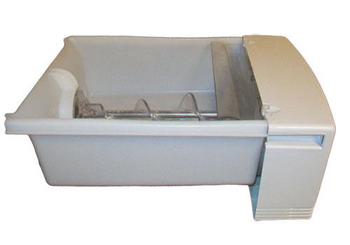 GE PSS27NHMCBB Refrigerator Ice Bucket