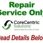Whirlpool W10219463 Refrigeration Control REPAIR SERVICE