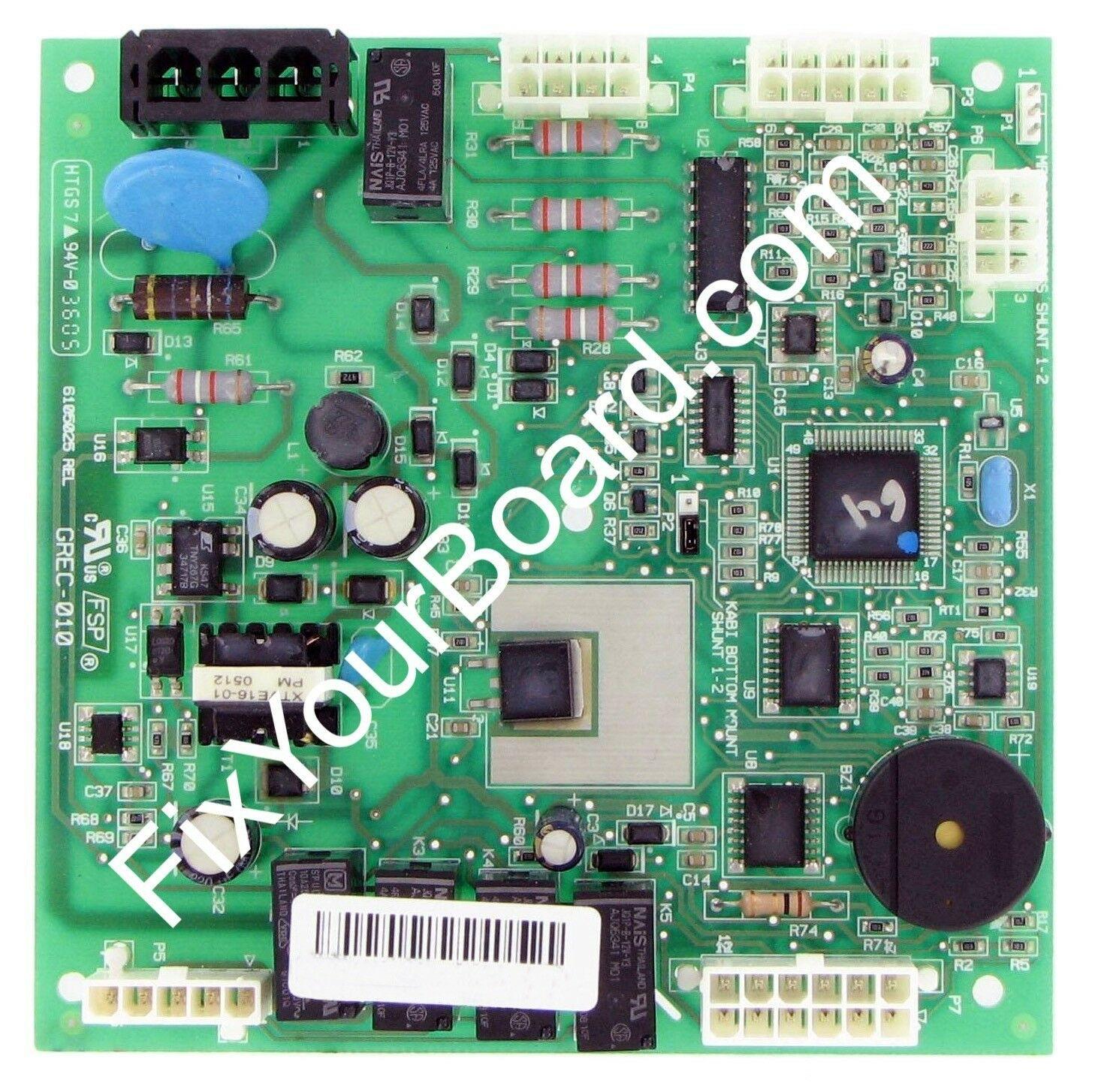 Kitchenaid Whirlpool Refrigerator Control W10185291 wpW10185291 NEW MICROCHIP
