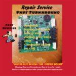 REPAIR SERVICE W10185291  Control Board  REFRIGERATOR  BOARD