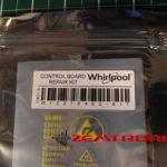 Control Board Repair Kit for W10185291 2304135 PS2360722 Whirlpool Kenmore