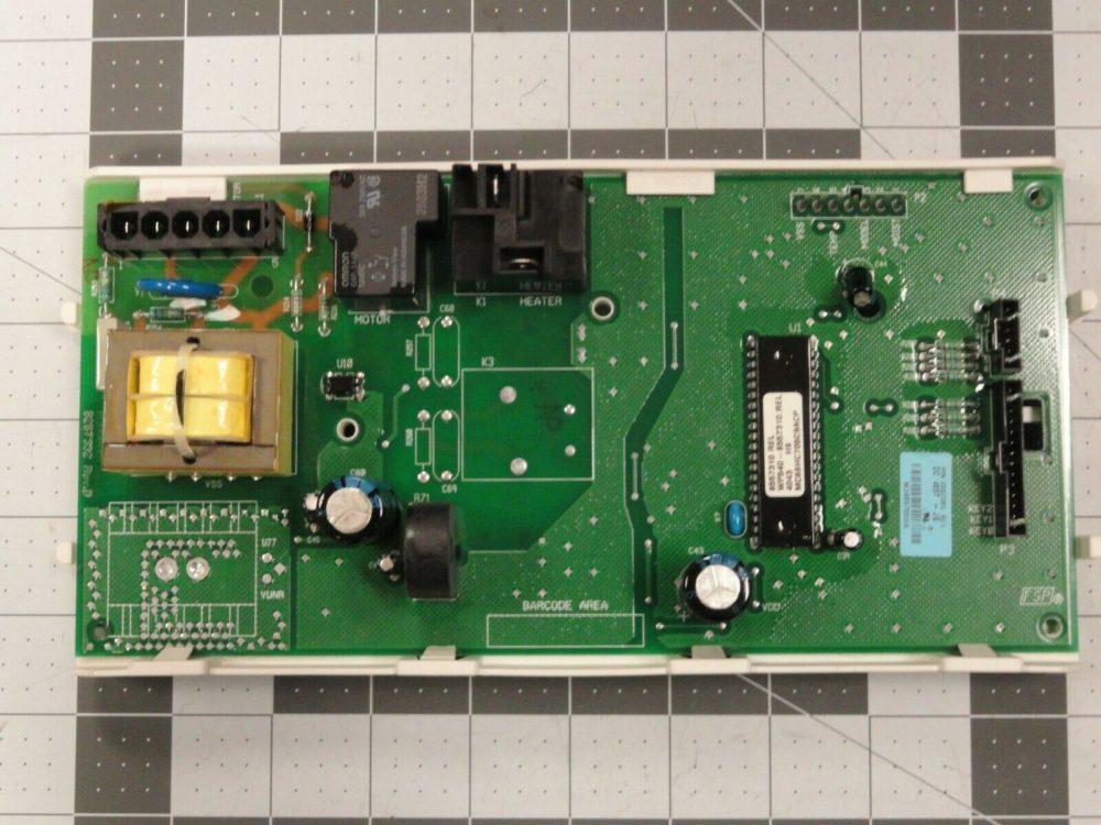 8557308 - 8557310  Whirlpool Dryer Electronic Control Board  USED