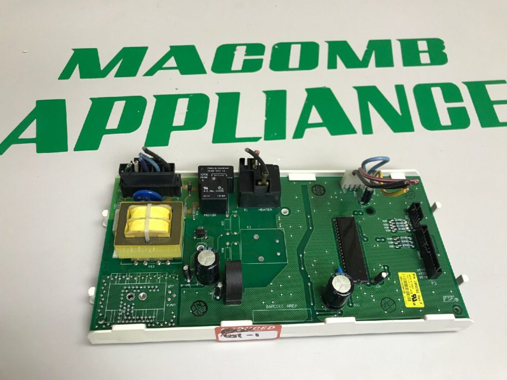 Kenmore Dryer Control Board 3980062 11094832201