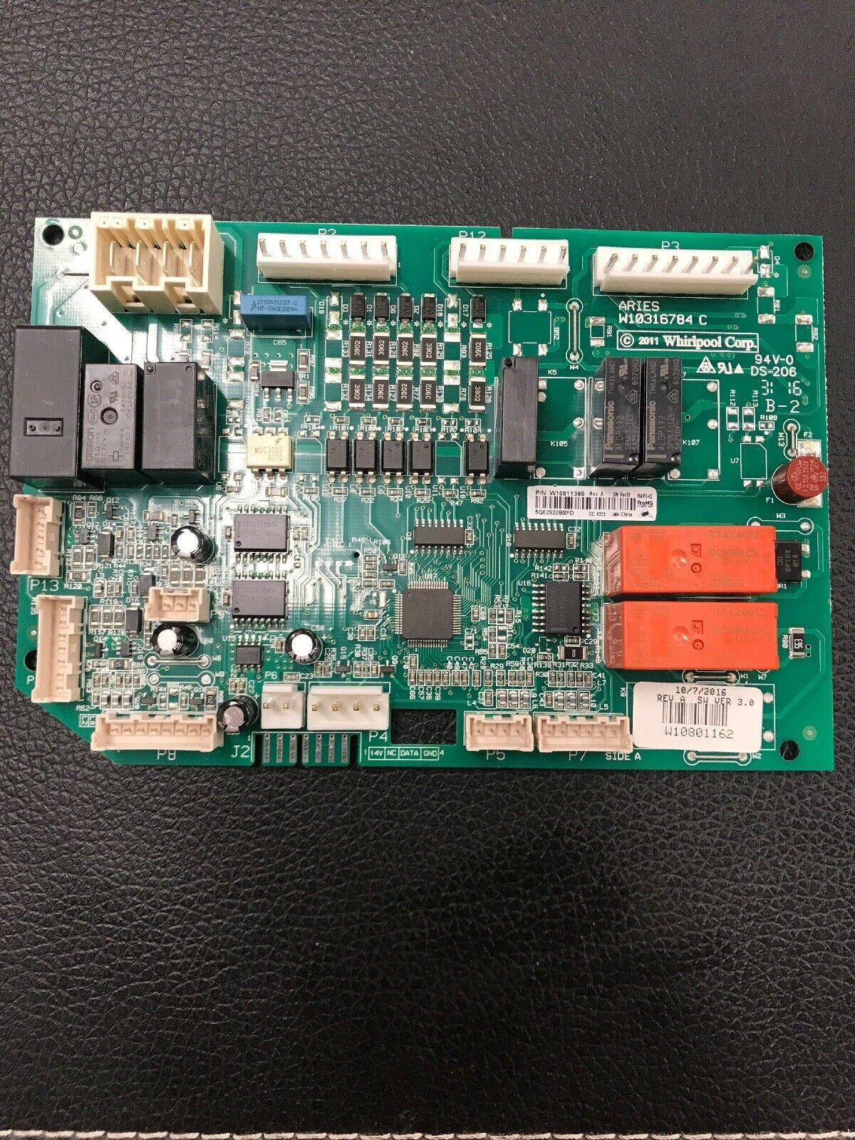 WHIRLPOOL REFRIGERATOR CONTROL BOARD W10811365