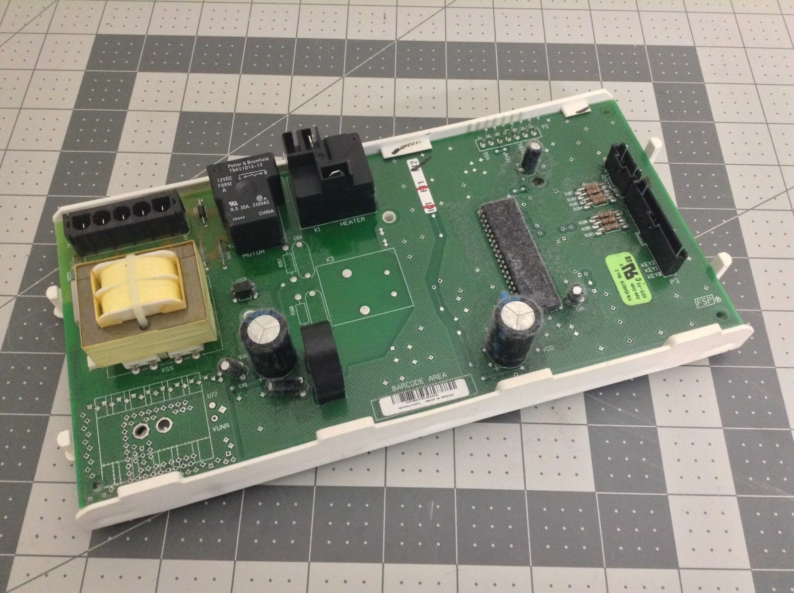 Whirlpool Kenmore Dryer Control Board WP8546219 8546219 3980062 8557308