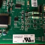 Genuine GE Refrigerator Main Control Mother Board WR55X11098