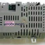 W10189966 WHIRLPOOL WASHER CONTROL BOARD *** USED ***REMOVED FROM OLD WASHER