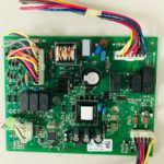 Maytag Refrigerator Control Board Part # W10310240A For Parts Only CBP16