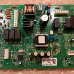 AS IS FOR PARTS OR REPAIR Whirlpool WPW10310240 Refrigerator Control Board