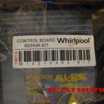Control Board Repair Kit for W10219463 2307028 2303934 Whirlpool KitchenAid