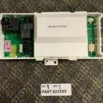 Whirlpool Dryer Electronic Control Board WPW10174745 W10174745 PS11749572