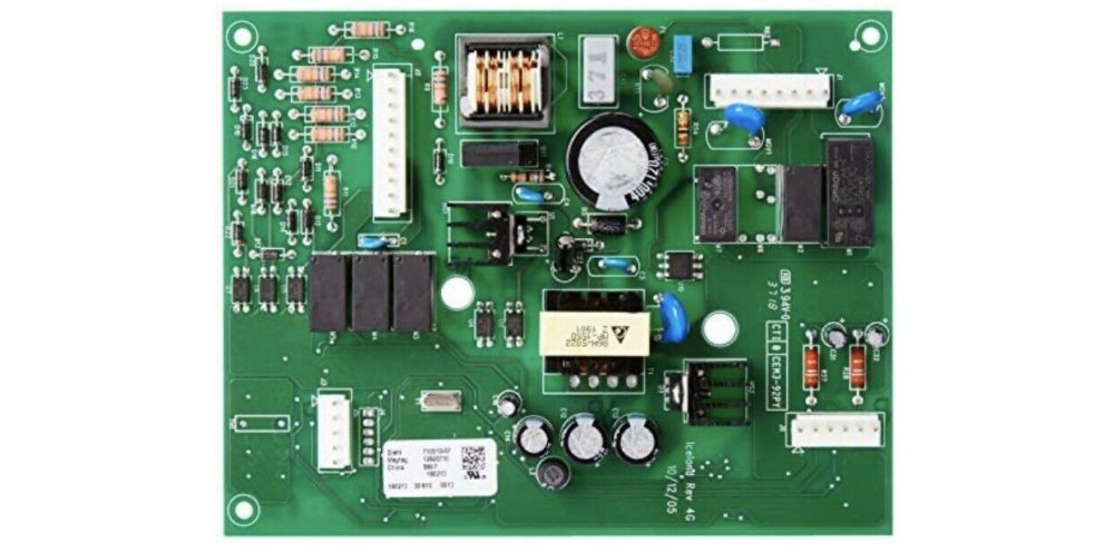 Kenmore Whirlpool Refrigerator Main Control Board W10890094
