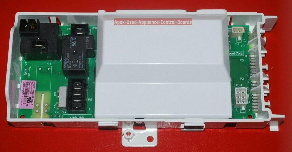 Whirlpool Dryer Main Electronic Control Board - Part # W10182366