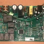 OEM GE WR55X11098 Refrigerator Electronic Control Board/Mother Board